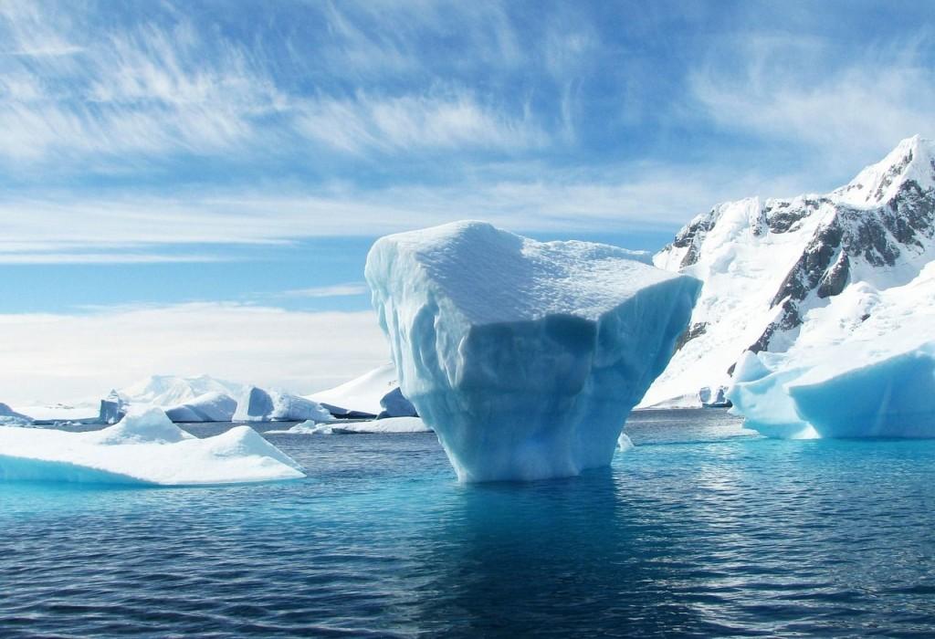 gora lodowa