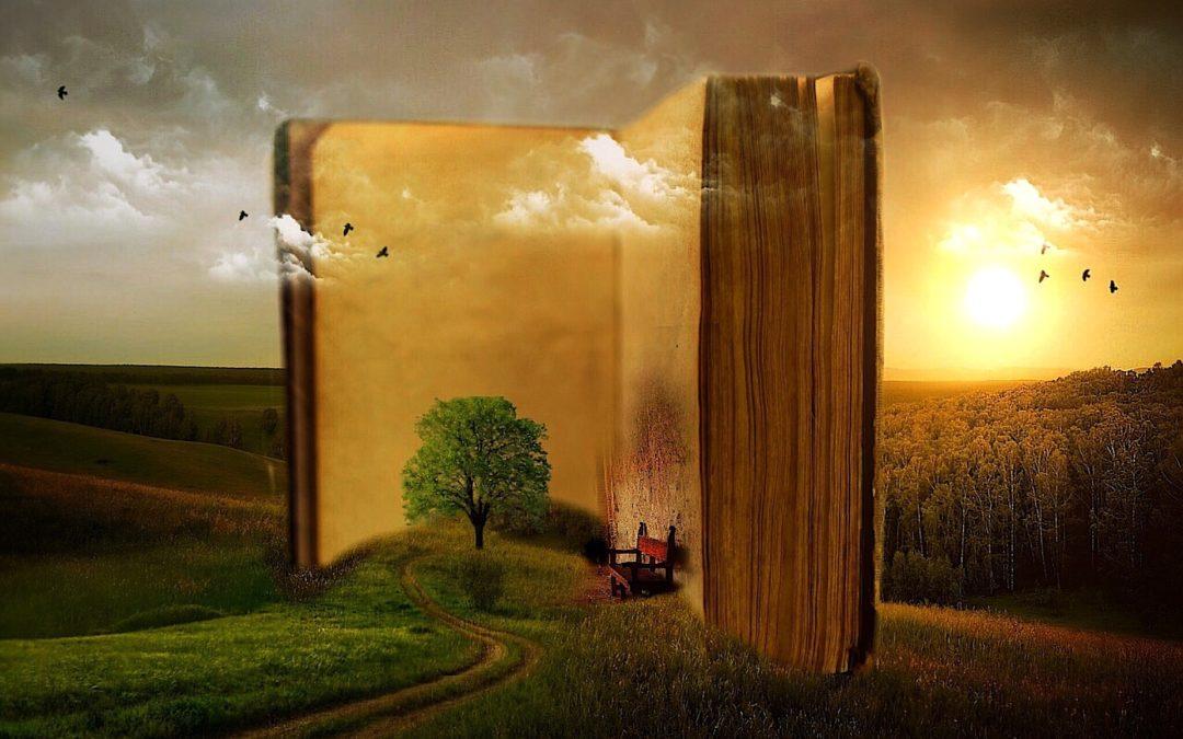 Jakie książki mnie ukształtowały? A może po prostu jakie książki polecam?