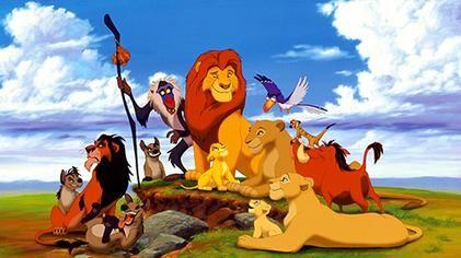 Jedność z naturą... wg. Disneya