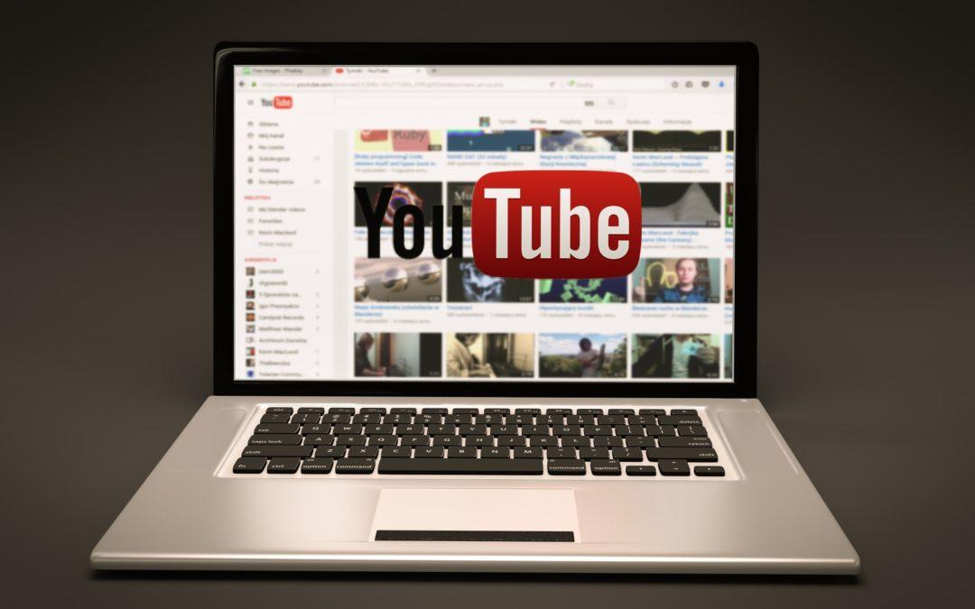 Kanały, które oglądam na youtube