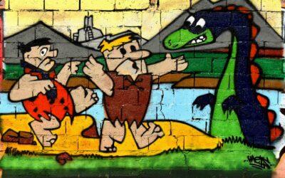 Flintstonizacja, czyli jak projektujemy nasze wyobrażenia o teraźniejszości w przeszłość…
