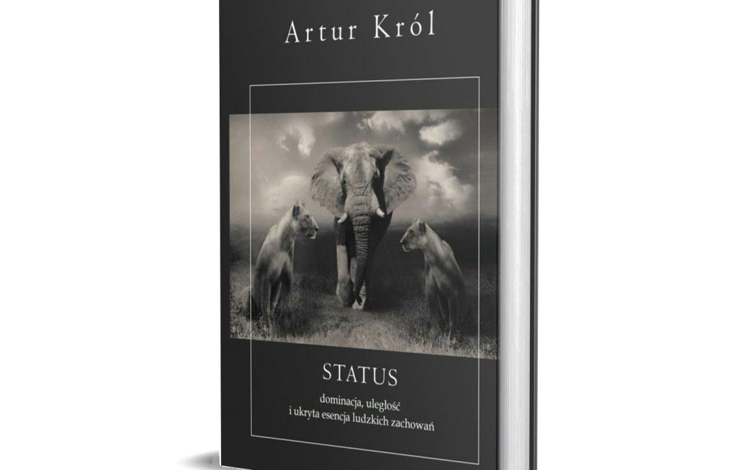 Porozmawiajmy o statusie – kilka rozdziałów mojej nowej książki